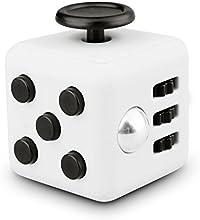 Fidget Cube para Adultos Niños 6 Sides Stress Relief Toys Relief estrés la ansiedad el Juguete Perfecto Para en el Trabajo o en la Sala de Espera Juguete Alivia el Estrés Y la Ansiedad El Mejor Regalo de Para Niños Y Adultos DNYCF