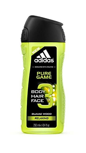 Adidas Pure Game Shower Gel, 250ml