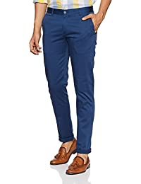 Roots By Ruggers Men's Chino Formal Trousers