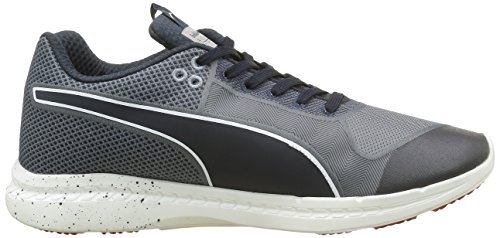 Puma Irbr Mechs Ignite, Baskets Basses Homme Gris (Smoked Pearl/Total Eclipse)