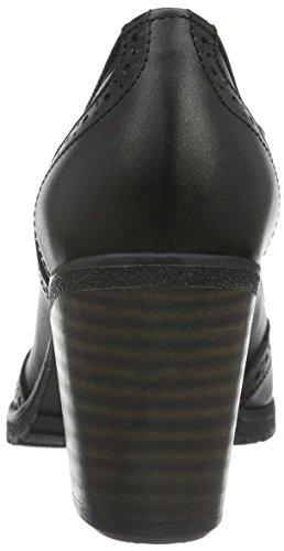 Andrea Conti - 1672703, Scarpe col tacco Donna Nero (Schwarz (Schwarz 002))