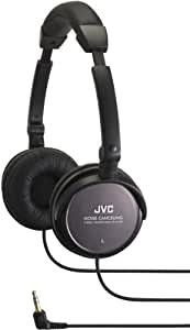 JVC HA-NC80 - Noise Cancelling Foldable Headphones with Carry Pouch