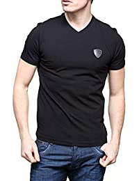 Tee Shirt EA7 Emporio Armani 6XPT82 Noir 1200