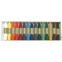 Manley MNC00055 - Pack de 15 ceras, multicolor