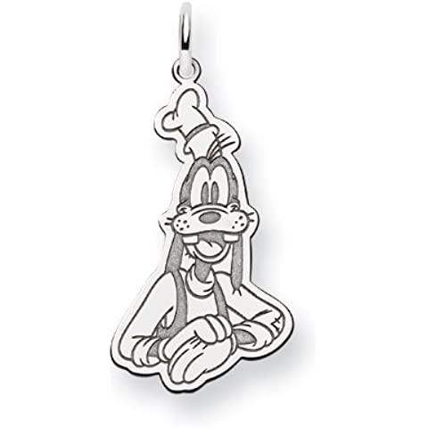 Sterling Silver Disney Pippo Charm