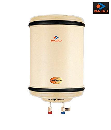 Bajaj Shakti Plus 15-Litre 2000-Watt Storage Water Heater (Ivory)