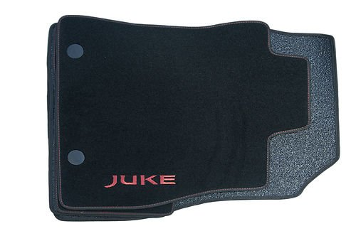 Genuine Nissan Juke Velour Mats Set of 4 in Red