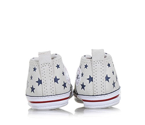 Converse Chucks FIRST STAR HI Weiß / blau