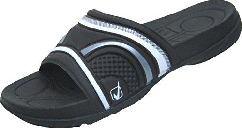 BOCKSTIEGEL® EVA Zapatillas de ducha Mulas (Mujer Tamaño: 36-41) , Color:black;Tamaño:36