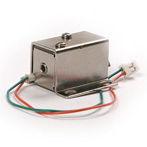Typ Power Door Lock (DC12V Mini elektrische Bolzenriegel für kleine Schrank sperren/Magnetventil Tür Lock)