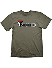 Uncharted 4 T-Shirt Shoreline (Army) , XXL