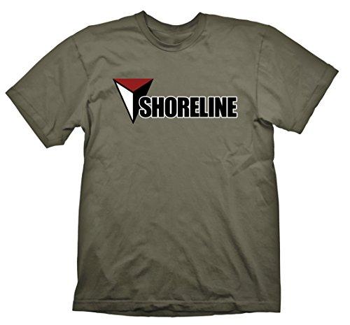 Preisvergleich Produktbild Uncharted 4 T-Shirt Shoreline (Army) ,  XXL