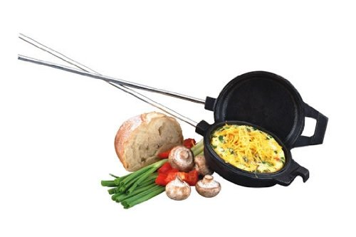 Camp Chef Round Cooking Iron - Lagerfeuer