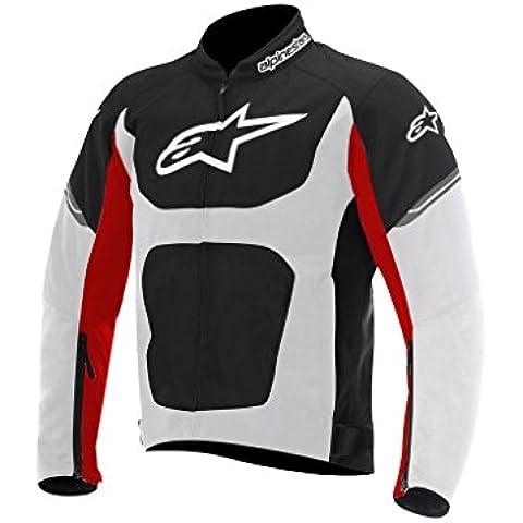 Alpinestars–Chaqueta de moto Viper Air Jacket Negro/Blanco