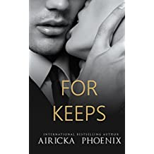 For Keeps (In The Dark Book 1)