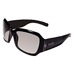 Ex3d Ex3d5000 Sporty Polarized 3d Glasses For Women - Blackbrown