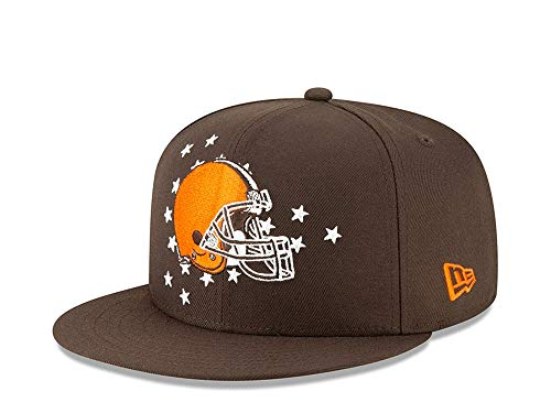 New Era NFL Cleveland Browns 2019 Official ON-Stage 9FIFTY Snapback Draft Cap (Cap Browns)