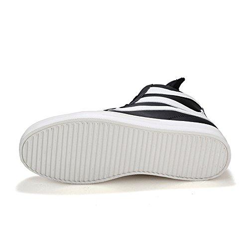 XIANV , Sneakers Basses homme Schwarz&Weiß