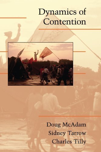 Dynamics of Contention (Cambridge Studies in Contentious Politics) by Doug McAdam (2001-09-10)