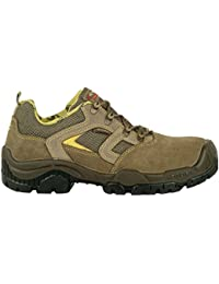 4walk - Nilo s1+p - zapatos de seguridad - talla 36 - gris rV8ZCbpUf