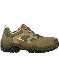 4walk - Nilo s1+p - zapatos de seguridad - talla 36 - gris