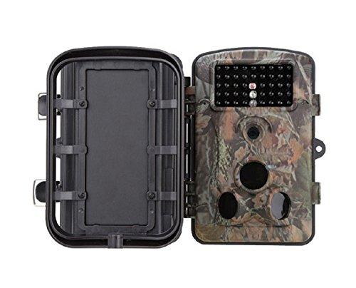 ZOLTA Wildkameras mit Bewegungsmelder, Trail Jagdkamera 12MP Display Tier-Kamera Kartenbedienung SD SDHC bis 32 GB 1920 x 1080p mit Ton