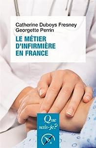 """Afficher """"Le métier d'infirmière en France"""""""