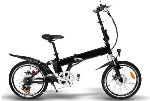 Nitro Snowboards '20S de Go quickline de St Tropez bicicleta plegable para 250W Eléctrico bicicleta...