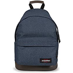 Eastpak Wyoming Sac à dos, 40 cm, 24 L, Bleu (Double Denim)