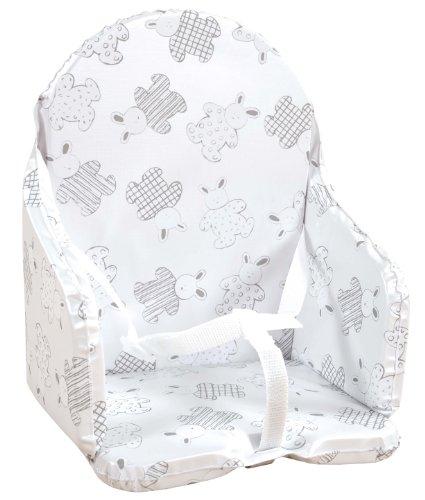 Looping Coussin de Chaise en PVC avec Sangles Lapin Pyjama