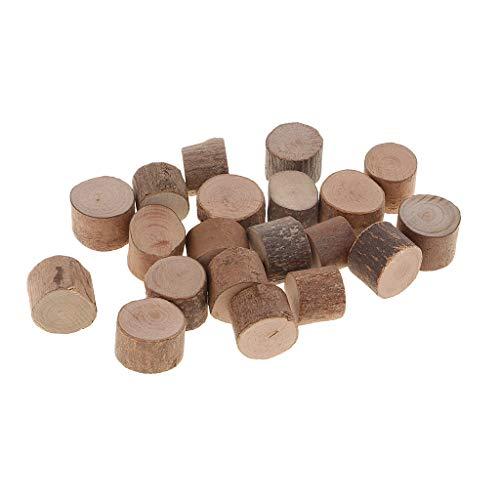 Natürliche Holz Basteln Holzwürfel Blöcke Puzzle Holz Würfel Unvollendete Holzstücke Holz Deko Basteln Hochzeit Deko ()