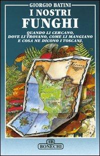 I nostri funghi (Vita e costume) por Giorgio Batini