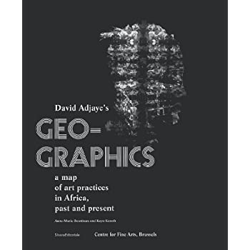 Geo-graphics : A map of art practices in Africa, past and present