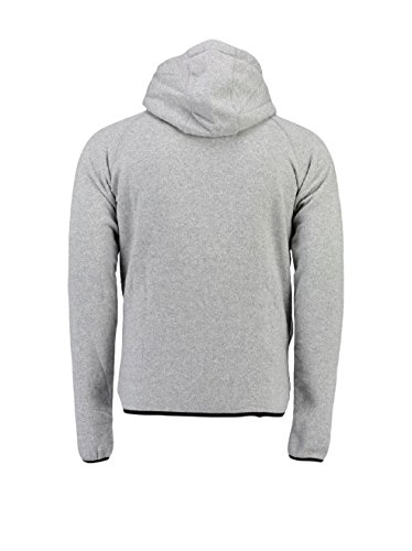 Geographical Norway Herren Sweatshirt Gunmetal Grau