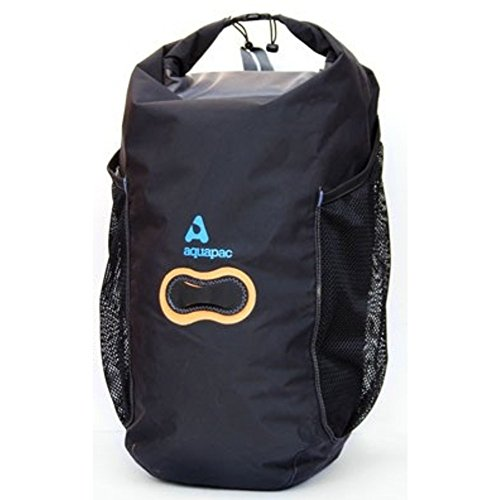 dry sac AQUAPAC WET AND DRY BACKPACK (BLACK/35L)