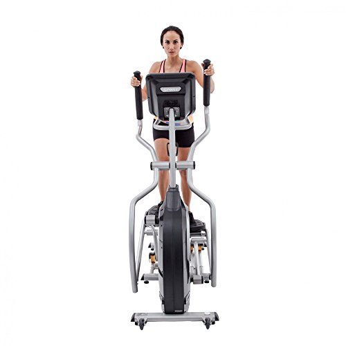 Spirit Elliptical XE 795 – Ellipsentrainer, Cross Trainer mit Hand-Puls-Sensoren, Ergometer, Cardio Fitness - 3