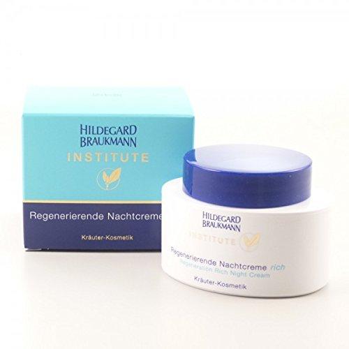 Hildegard Braukmann Institute Regenerierende Nachtcreme rich, 1er Pack (1 x 50 ml)