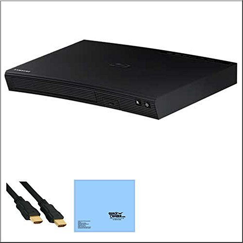 Samsung BD-J5100 - Blu-ray Disc Player + Bundle - Includes Blu-ray Disc Player  available at amazon for Rs.11719