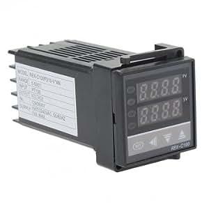 Haute Qualité C100 SSR sortie Contrôleur de température AC100-240V tension large