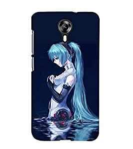 Ebby Designer Printed 3D High Quality Mobile Back Case Cover For Micromax Canvas Xpress 2 E313 (Premium Matte Finishing Back Case )