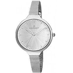 Radiant - Reloj de mujer colección SUNNY, cadena de acero - RA336201