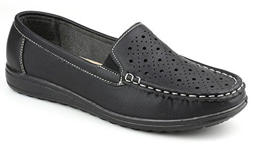 Amblers Amblers Cherwell Chaussures occasionnelles Black