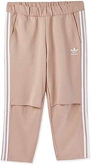 adidas Originals Women's Info Poster Track Pants, Beige, Me