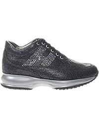 Amazon.it  strass - Hogan   Sneaker   Scarpe da donna  Scarpe e borse f83b5ec49e2