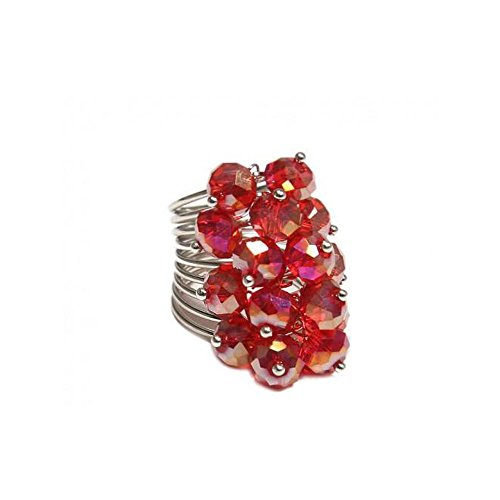 anillo-ajustable-star-glam-adornos-de-perlas-de-cristal-facetado-color-rojo