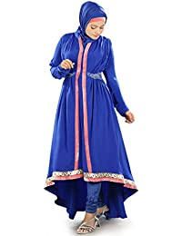 MyBatua Islamic Dress Nageena Short Abaya Online