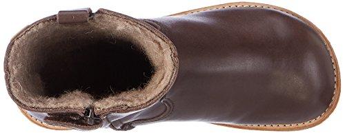 Bisgaard TEX boot 61004216, Unisex-Kinder Schneestiefel Braun (302 Brown)