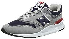 New Balance 997H Core, Sneaker Uomo, Grigio (Team Away Grey/Pigment), 46.5 EU