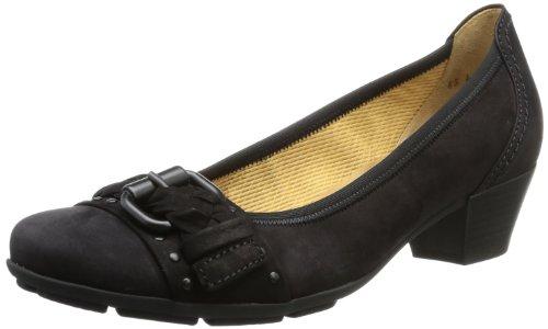 Gabor Shoes Gabor 85.412.17 Damen Pumps Schwarz (Schwarz)