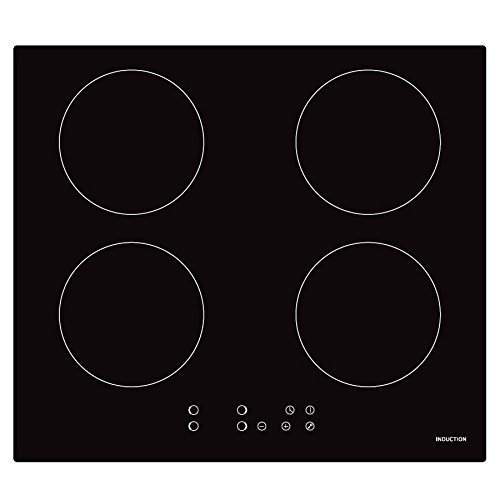 41MLQi8MLbL. SS500  - Cookology CIP613 Plug-in Induction Hob | 60cm, Black, Built-in, 13 Amp